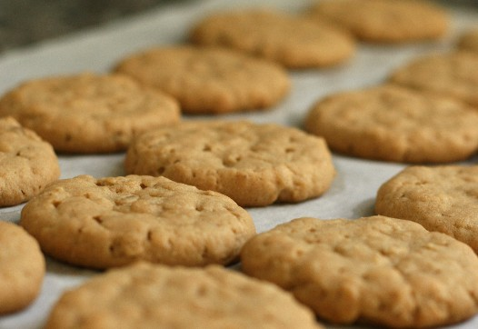Oatmeal Peanut Butter Cookies III Recipe — Dishmaps