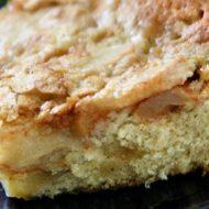Sunday Morning Apple Coffee Cake