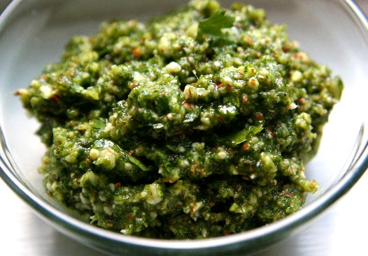 Cilantro Pesto Recipes — Dishmaps