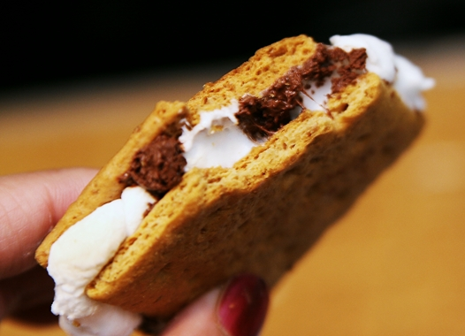 smoresbite Would you like Smore? Smores Recipe