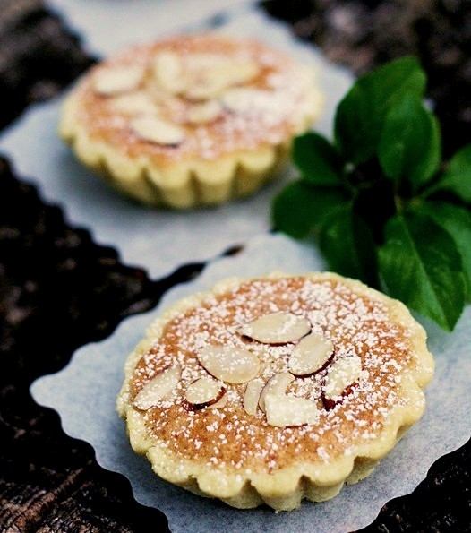 Frangipane recipes easy