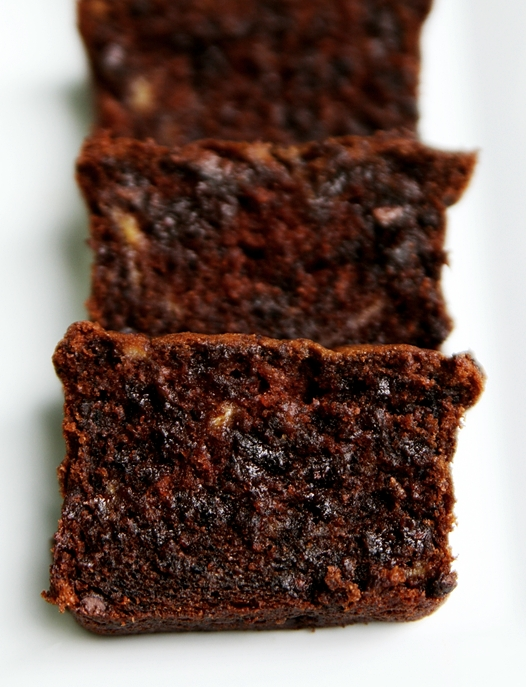 sourcreamchocolatebananabread Rich and Moist: Sour Cream Chocolate Chocolate Chip Banana Bread Recipe