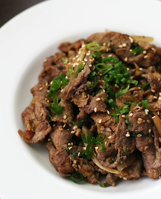 Marinade this: Bulgogi Recipe – Korean Barbequed Beef