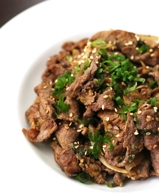 bulgogi
