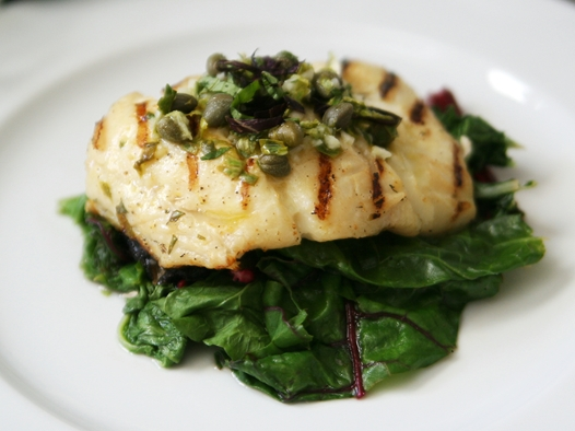 Simple Grilled Halibut Recipes — Dishmaps