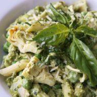For the love of Pagliacci: Pesto Salad Pasta Recipe