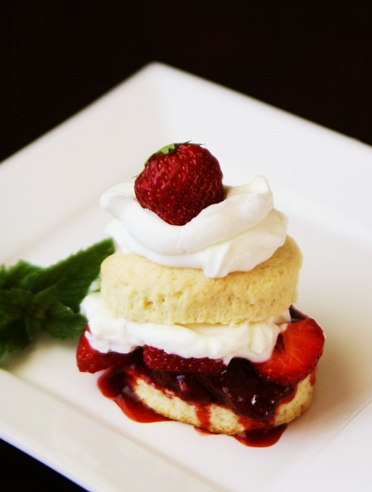 what would summer be without strawberry shortcakes i love everything ...
