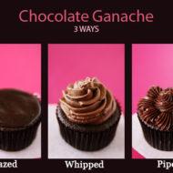 Simply Glorious: Chocolate Ganache Recipe 3 Ways