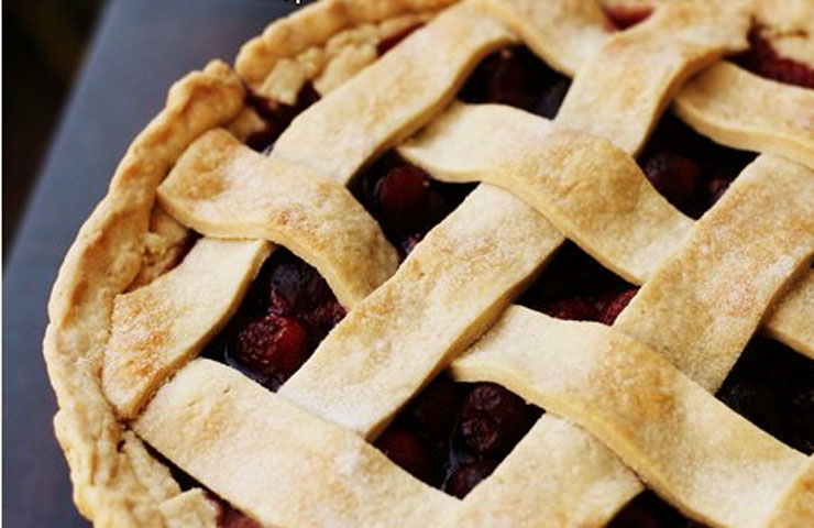 Summer Classic: Cherry Pie Recipe with Lattice Crust