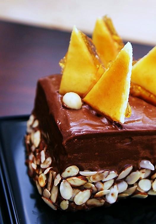 dbchallenge2 Daring Bakers Challenge: Dobos Torte Recipe