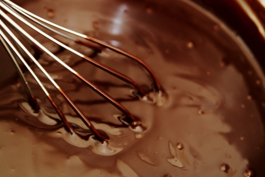 ganachestir3 Simply Glorious: Chocolate Ganache Recipe 3 Ways