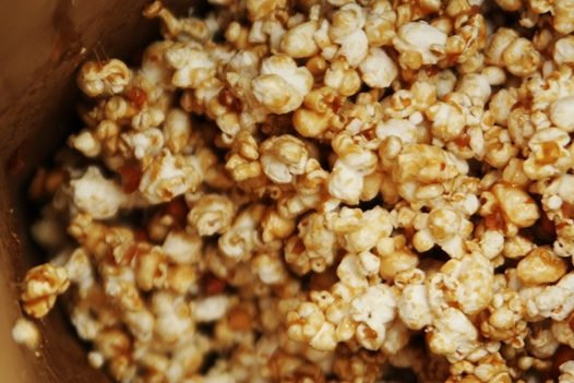 baggedcaramelcorn Oh Cracker Jacks! Recipe for Caramel Popcorn