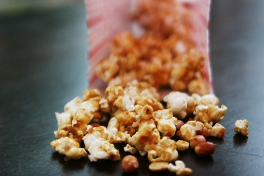 Oh Cracker Jacks! Recipe for Caramel Popcorn