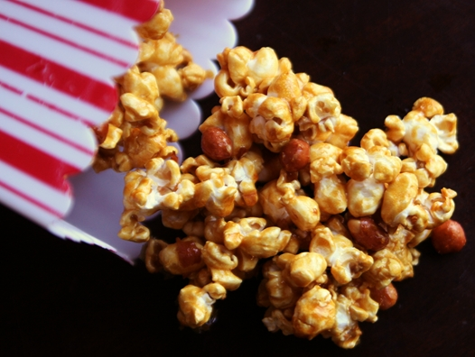 homemadecaramelcorn Oh Cracker Jacks! Recipe for Caramel Popcorn