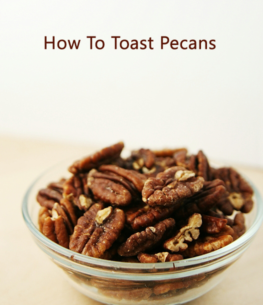 toastedpecans1 How To Toast Pecans