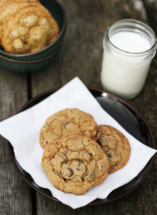The Best EVER Chocolate Chip Cookie Recipe | Chocolate Chip ...