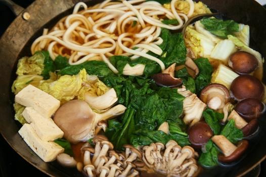 hotpotcooking Mushroom Hot Pot Recipe   Kinoko Nabe