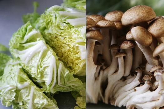 napa Mushroom Hot Pot Recipe   Kinoko Nabe