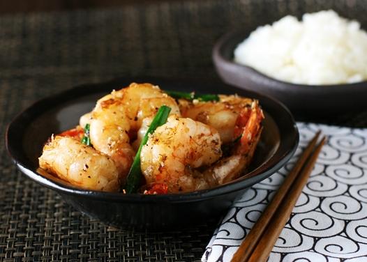 Coconut Shrimp Recipe {via Steamy Kitchen}