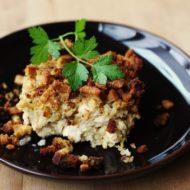 {Family Favorite} Chicken Almond Casserole Recipe