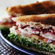 Turkey Cranberry Sandwich Recipe
