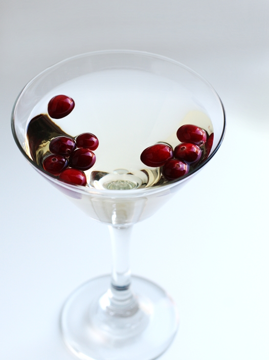 Sweet New Year Cocktail Recipe — Dishmaps