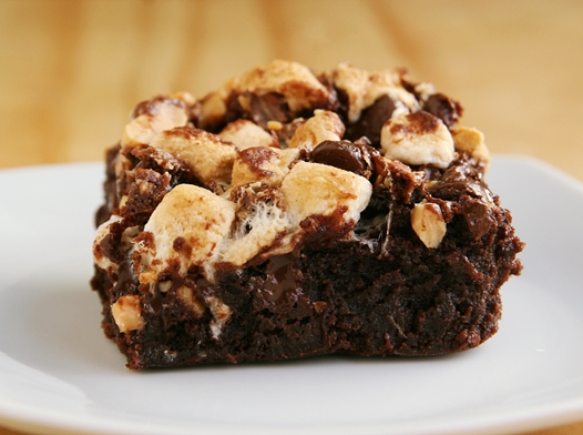 Rocky Road Brownies Recipe | Brownie Recipes | Easy Recipes, Tips ...