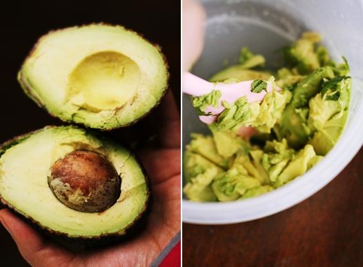 avocado Easy Guacamole Recipe