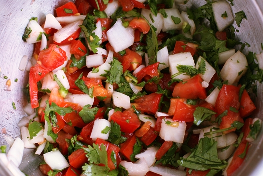 picodegallo Easy Pico De Gallo Recipe