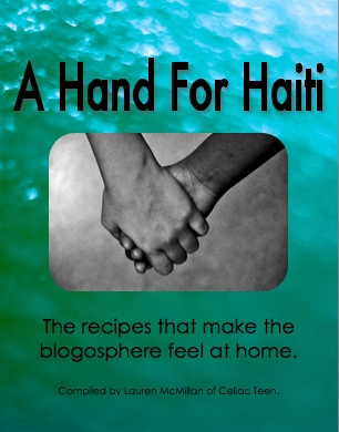 Hands for Haiti E-Book Cookbook