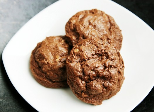 Chocolate Chocolate Chip Cookies Recipe | Cookie Recipe | Easy Recipes ...