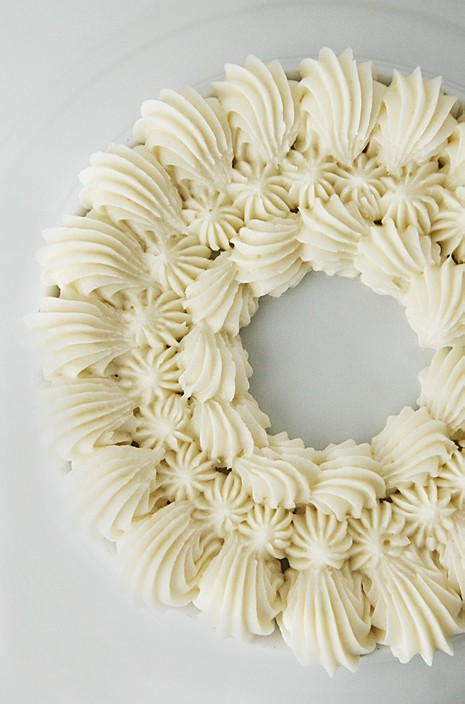 Classic Vanilla Buttercream Frosting