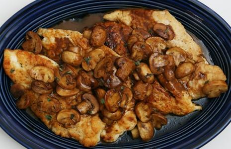 chicken marsala 3 {Easy Anytime Dinner} Chicken Marsala Recipe
