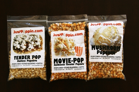 justpoppin {My Favorite Fair Food} Kettle Corn
