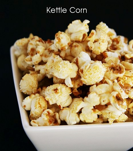 kettle corn1 {My Favorite Fair Food} Kettle Corn