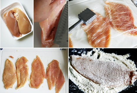 split chicken {Easy Anytime Dinner} Chicken Marsala Recipe