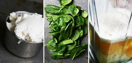 cheesepinacheggs Spinach Ricotta Quiche