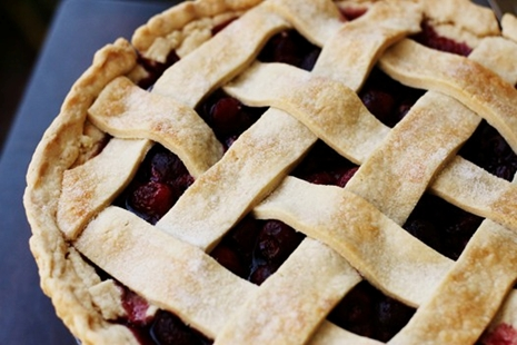 classiccherrypie No Roll Pie Crust