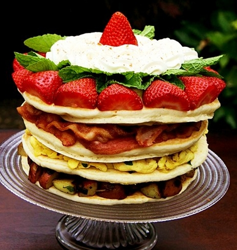 Mother's Day Ultimate Pancake | Easy Recipes, Tips, Ideas, and Life ...