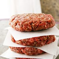 Shaping Perfect Hamburger Patties