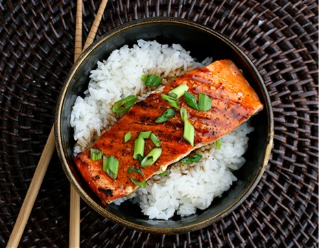 Salmon Teriyaki Recipe | Teriyaki Salmon | Easy Recipes, Tips, Ideas ...