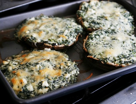 Stuffed Portobello Mushrooms | Easy Recipes, Tips, Ideas, and Life ...