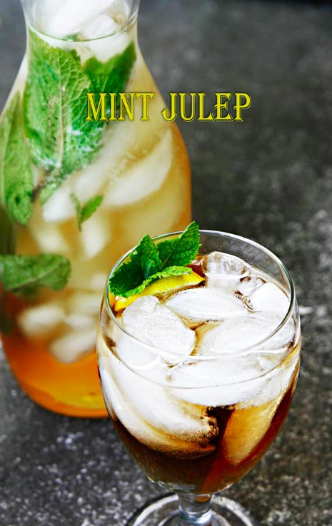 mintjulep1b How to Make the Perfect Mint Julep