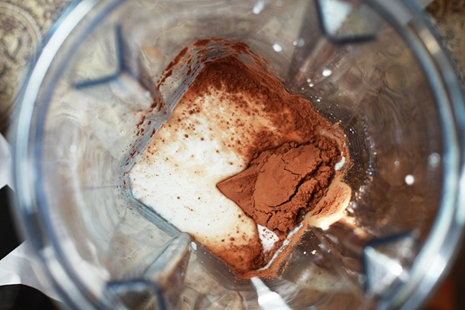 cocoapowdermilksugar1 {Dairy Free} Chocolate Coconut Ice Cream