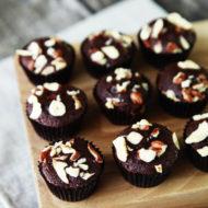 {4 Ingredients} Nutella Brownies