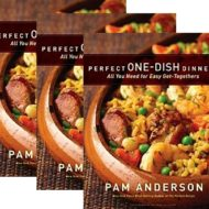 {Cookbook Review} Pam Anderson's Perfect One-Dish Dinners and Giveaway!