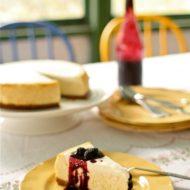 Citrus Cheesecake Recipe