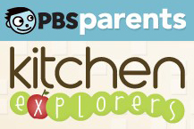 Exciting Announcement – PBS Parents Kitchen Explorers