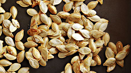 HealthyPumpkinSeeds11 Roasted Pumpkin Seeds Recipe
