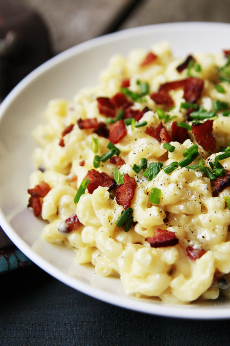 Bacon Mac & Cheese Recipe | Easy Recipes, Tips, Ideas, and Life ...